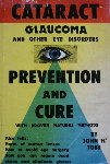 Cataract Glaucoma prevention and cure